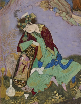Court Paintings from Persia and India 1500–1900