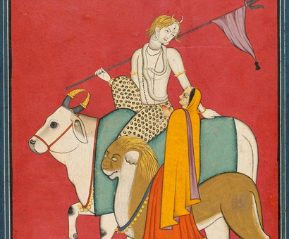 Pahari Paintings from the Seitz Collection