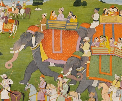 Indian Paintings 1450 -1850